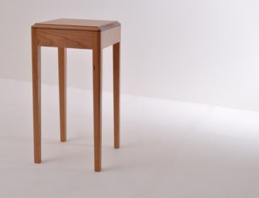 American Cherry Side Table
