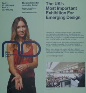 New Designers 2014