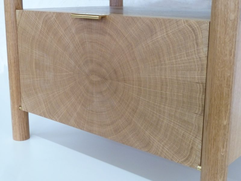 Tree Revealed Television Table